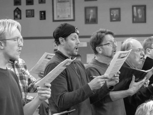 RS Singers BW